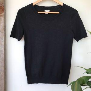J. Crew knit t-shirt